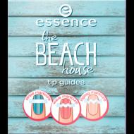 Наклейки - трафареты для маникюра The beach house Еssence 01 beach, please!: фото