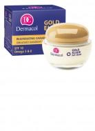 Дневной крем Dermacol Gold Elixir Day 50+: фото