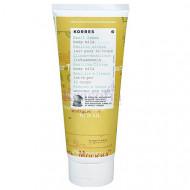Молочко для тела базилик и лимон Korres 200 мл: фото