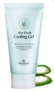 Охлаждающий Алоэ гель для тела THE SKIN HOUSE Aloe fresh cooling gel 100мл: фото