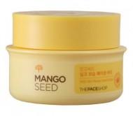 Масло для лица с семенами манго THE FACE SHOP Mango seed silk moisturizing facial butter 50 мл: фото