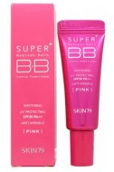ВВ-крем SKIN79 Super plus beblesh balm triple functions SPF30 (Hot Pink) 7г: фото