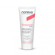 Крем успокаивающий для сухой и очень сухой кожи Noreva Sensidiane 40мл: фото