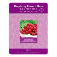 Маска тканевая малина Mijin Raspberry Essence Mask 23гр: фото