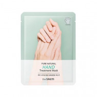 Маска для рук THE SAEM PURE NATURAL Hand Treatment Mask 8г*2: фото