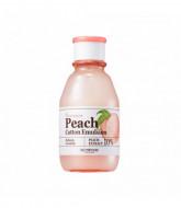 Эмульсия с экстрактом персика SKINFOOD Premium Peach Cotton Emulsion 140мл: фото