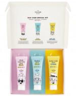 Набор Солнцезащитных кремов и флюда для лица VILLAGE 11 FACTORY Sun Care Special Kit SPF50+ PA++++: фото