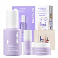 Набор по уходу за кожей лица SNP HDDN Lab Skin Savior Youth Essence Urban Beauty Set: фото