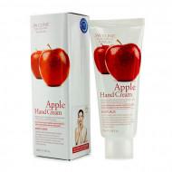 Увлажняющий крем для рук с экстрактом яблока 3W CLINIC Moisturizing Apple Hand Cream: фото