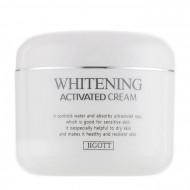 Отбеливающий крем для лица JIGOTT Whitening Activated Cream: фото