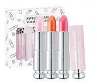 Набор мини-тинтов, усиливающих натуральный цвет губ Secret Key Sweet Glam Tint Glow Mini Kit: фото
