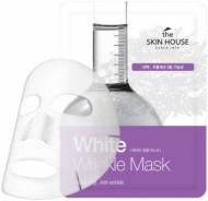 Маска для лица тканевая THE SKIN HOUSE White Wrinkle Mask 20г: фото