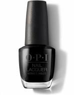 Лак для ногтей OPI Nail Lacquer NLT02-EU Lady in black 15 мл: фото